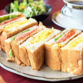 ホットサンドトーストセット(レンガ )