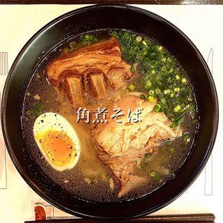 角煮そば(Living Dining 53)