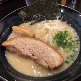 濃厚鶏だしラーメン(醤油)(らーめん なが田 )