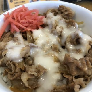 牛めし 並(松屋 浜寺店 )