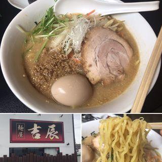 味噌ラーメン(麺屋吉辰)