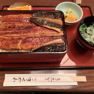 うな重ロ(神田きくかわ 日比谷店 (かんだきくかわ))