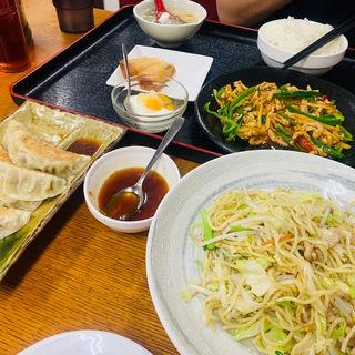 上海焼きそば(福泉餃子)