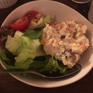 ごろごろ野菜のポテトサラダ