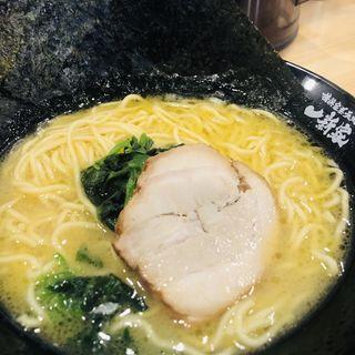 豚骨塩(横浜家系 一新家)
