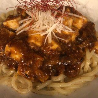 麻婆豆腐麺(ロケット商会)