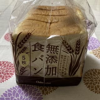 無添加食パン