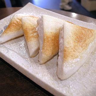 はんぺんバター焼き(番外地 )