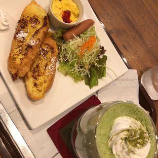 フレンチトースト(カフェ グノン)
