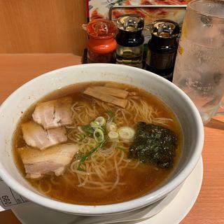 中華そば(日高屋 新宿東口店 )
