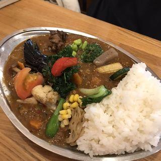野菜チキン