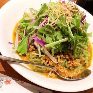 担々冷麺(梅蘭 二子玉川ライズ店 )