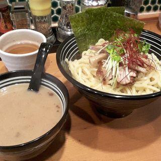 鶏出汁つけ麺(鮮魚鶏出汁麺 沢むら )