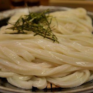 野菜天ざるうどん(ゆうすけ)