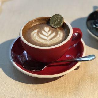世界一おいしい ラテ アートゼリー(サザコーヒー)