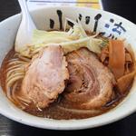 味玉Wちゃーしゅー麺