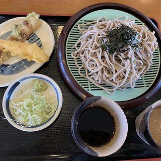 くるみ蕎麦(山田うどん 松戸東店 )