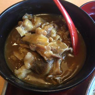 旨辛カレー丼(金比羅製麺 茨木玉櫛店 )