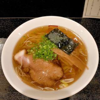 鯖だし醤油ラーメン(ラーメン角屋 )