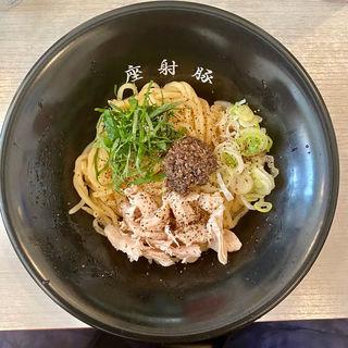 限定麺 鯖汁無し担々麺(ざいとん )