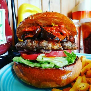 ポルポバーガー(The Burgerlion-バーガリオン)