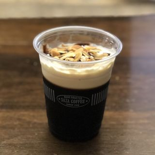自家製コーヒーゼリー(サザコーヒー)