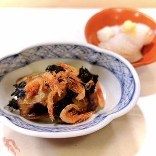 桜海老と海苔(ひろ作 (ひろさく))
