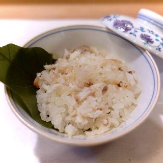 鯛の飯蒸し(ひろ作 (ひろさく))