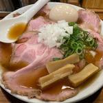 ノドグロ煮干しチャーシュー麺