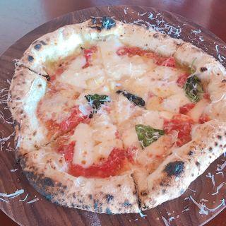 雲亭オリジナルピザ