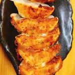 ピリカラ餃子