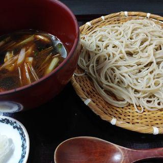 鴨せいろ(蕎麦・酒 青海波)
