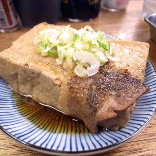 肉豆腐(大衆酒場 かど鈴)