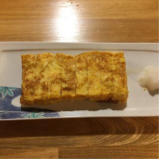 玉子焼き(菊富士本店 (きくふじほんてん))