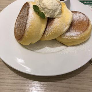 幸せのパンケーキ(幸せのパンケーキ 名古屋店)