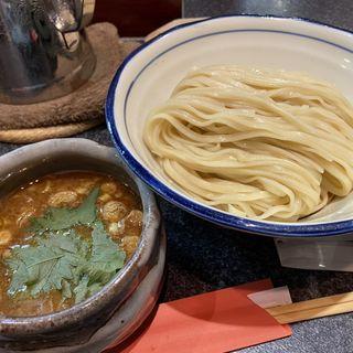 つけ麺(烈志笑魚油 麺香房 三く)