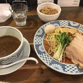 つけ麺全部のせ(ラーメン専門店 如水 西春店)