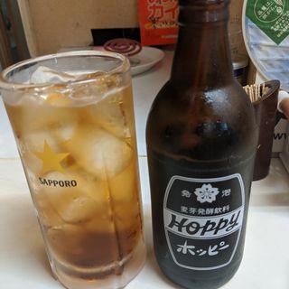 黒ホッピー(トウキョウ立呑倶楽部 両国 (TOKYO立呑倶楽部))
