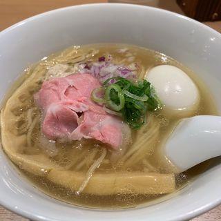 味玉らぁ麺(らぁ麺 鳳仙花)
