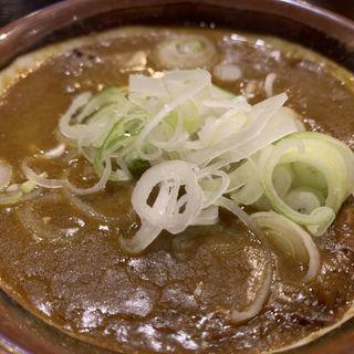 元祖カレー煮込(串焼 文福 武蔵小杉店)
