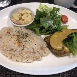 ワンプレートランチ(アンズキッチン (an's kitchen))