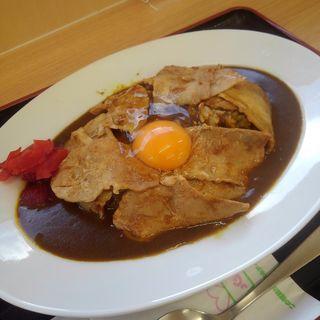 生姜焼きカレー