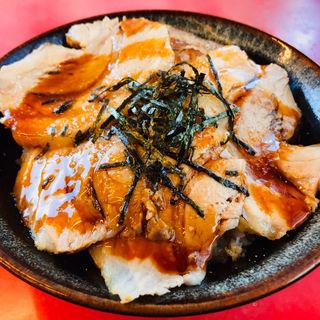 炙り焼豚丼(大)