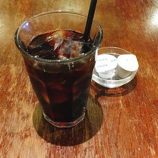 アイスコーヒー(PIZZA365)