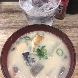 粕汁(まるしん (丸進))