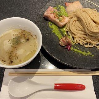 フォンドClamつけSoba(Japanese Soba Noodles 蔦)