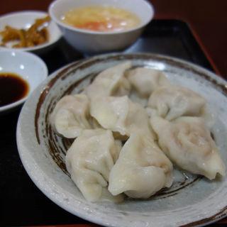 水餃子定食(悠好!朋友(ニイハオポンユウ))