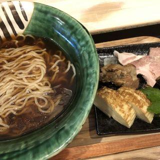 猪骨麺(麺や ゆた花)