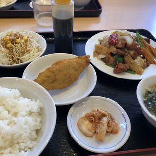 選べるランチA(中華料理 都府 那珂川店)