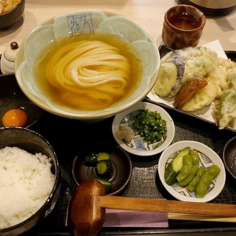 ひやかけの野菜天セット